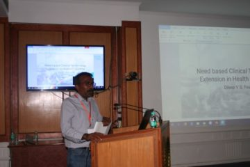 NRCeS user meet 2nd edition sees Healthelife delivering the keynote address.