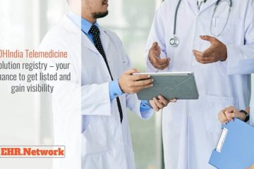 DHIndia Telemedicine solution registry - your chance to get listed and gain visibility