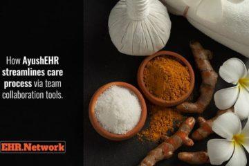 How AyushEHR streamlines care process via team collaboration tools.