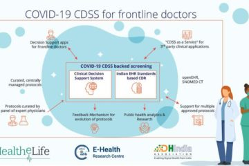 Clinical decision support solution for COVID-19 on EHR.Network