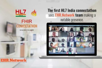 The first HL7 India connectathon sees EHR.Network team making a notable presence