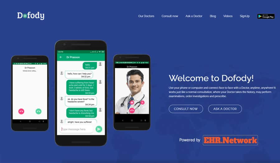 EHR.Network Terminology service APIs to be integrated by Dofody in their platform