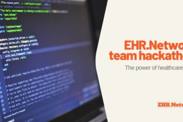 Healthcare hackathon - one week app challenge on EHR.Network - shows the power of our healthcare APIs